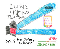 Pioneer | Laurinburg 2016 Kids Safety Calendar