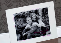 Photo Signature Board ... for bridal party, family, and/or guests to sign