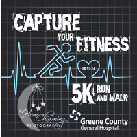 2014 - Capture Your Fitness 5K Run and Walk