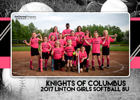 Knights of Columbus 8U | 2017