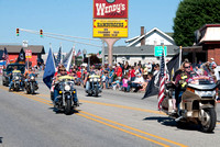 HCP 2014 Linton Freedom Festival Parade