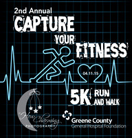 2015 Capture Your Fitness 5K Run and Walk